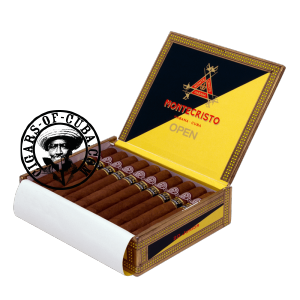 Montecristo Open Junior Box of 20
