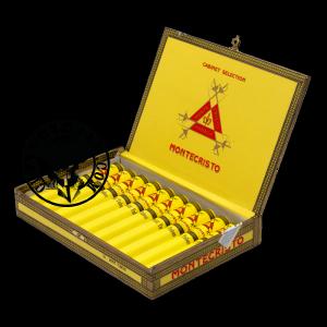 Montecristo Petit Tubos Box of 10
