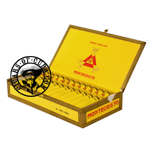 Montecristo Petit Tubos Box of 25