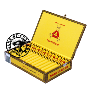 Montecristo Tubos - 2010 Box of 25