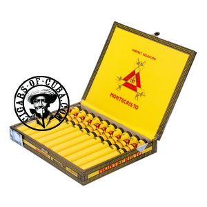 Montecristo Tubos Box of 10