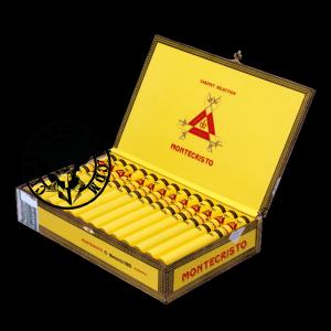 Montecristo Tubos Box of 25