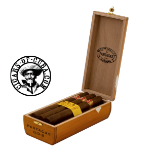 Partagas 8-9-8 Varnished Box of 10