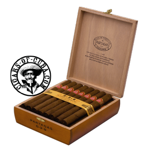 Partagas 8-9-8 Varnished Cabinet Box of 25