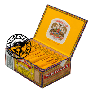 Partagas Coronas Junior Tubos Box of 25