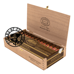 Partagas Maduro No. 1 (cdh) Box of 25