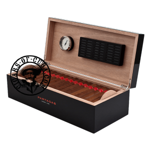 Partagas Serie D No.4  Promotional Wooden Humidor Box of 50