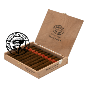 Partagas Serie P No. 2 Box of 10