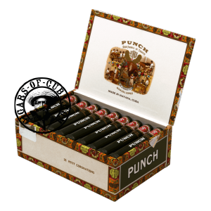 Punch Petit Coronation Tube Box of 25