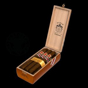 Punch Clasicos - 2011 - Switzerland Box of 10