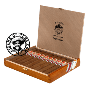 Punch Supremos - 2015 - Switzerland Box of 10