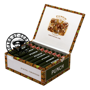 Punch Royal Coronations Box of 25