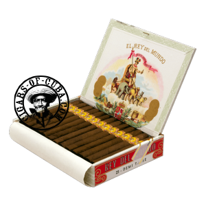 Rey Del Mundo Demi Tasse Box of 25