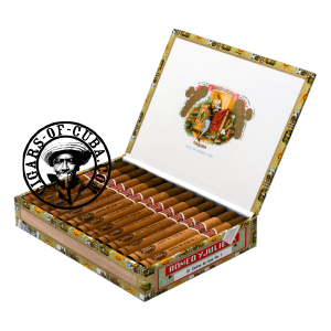 Romeo y Julieta Cedros Deluxe No. 1 Box of 25