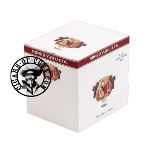 Romeo y Julieta Mini Ban Cube of 100