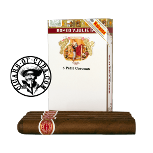 Romeo y Julieta Petit Corona Pack of 5