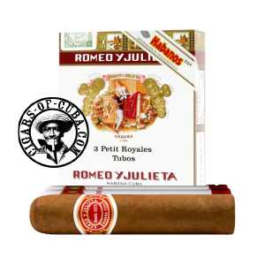 Romeo y Julieta Petit Royales Pack of 3