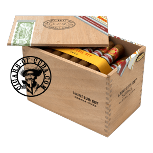 Saint Luis Rey Inca - 2014 - Peru Box of 50