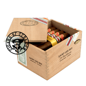 Saint Luis Rey Pacificos - 2009 - Pacific Asia Box of 25