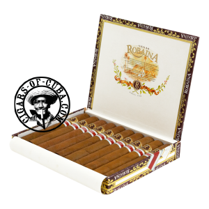 Vegas Robaina XV Aniversario - 2012 - Canada Box of 10