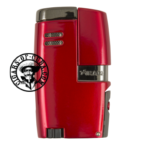 XIKAR Vitara - Double Lighter - Red Box