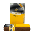 Cohiba Robustos Tubos Pack of 3