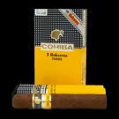 Cohiba Robustos Tubos Pack of 3