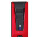 Colibri Lighter Stealth I - Anodized Red & Black - 95043 Piece