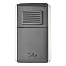 Colibri Lighter Astoria III Gunmetal & Chrome - 80730 Box