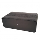 Gentili Humidor - Carbon & Crocodile Style - Limited Edition - Sv150 - Black Box