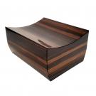 Gentili Humidor - Concavo - Sv50 - Ebony Glossy Box