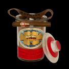 H.Upmann Noellas Glass Jar Jar of 25
