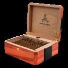 Montecristo 80 Aniversario Humidor Bubinga Box of 30