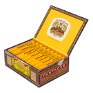 Partagas Coronas Senior Tubos Box of 25
