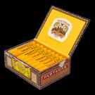 Partagas Coronas Senior Tubos Box of 25