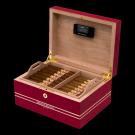 Romeo y Julieta Global Brand Wooden Humidor 2 + 21 Wide Churchills + 24 Petit Churchills Box of 45