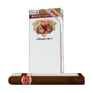 Romeo y Julieta No.1 Tubos Pack of 3