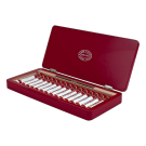 Romeo y Julieta Short Churchill Tubos Estuche Of 15 Box of 15