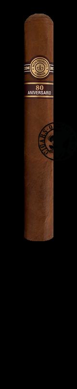 Montecristo 80 Aniversario Humidor Black